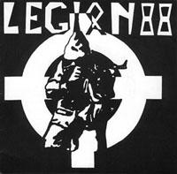 parole chanson legion 88