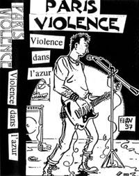 Flav dessine .... - Page 2 Parisviolence-K7-Violencedanslazur